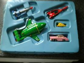 Vintage thunderbirds rescue pack