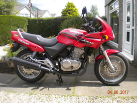 Beautiful 1998 CB500 Sport in immaculate condition for sale