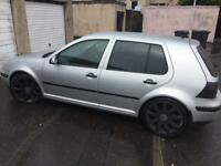 02 Automatic Golf for sale year mot full service history