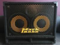 Markbass Standard 210 HF 400w RRP £577 8ohm