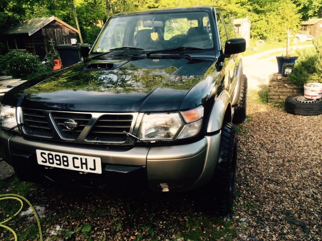 Nissan Patrol Y61 In Dorchester Dorset Gumtree