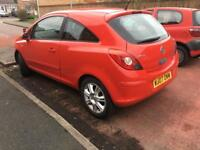 Vauxhall Corsa 1.4 design 2007 px welcome no offers
