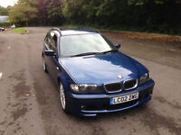 BMW 325i Estate 2002