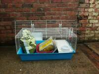 Rabbit or Ginnie pig cage