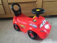 Ride on indoor or outdoor toy