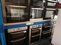 Integrated Double Ovens