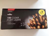 Brand New Wilko 100 Fairy Lights