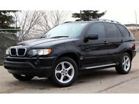 2001 BMW X5 Series 3.0i 1 YEAR WARRANTY INCLUDED