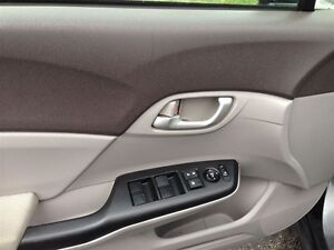 2012 Honda Civic LX Extended Warranty !!!! Stratford Kitchener Area image 11
