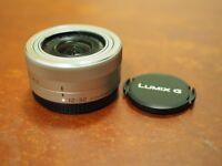 Panasonic 12-32mm f/3.5-5.6