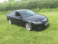 2006 Mazda 6 sakata 2.0 diesel top spec 85k full history 2 keys