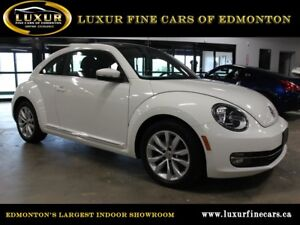 2013 Volkswagen Beetle Coupe Fender Edition