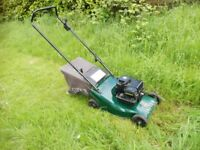 Petrol Mower Hayter 41 Serviced