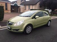 vauxhall corsa 1.4 sxi automatic , cheapest around, 1 year mot , part exchange welcome