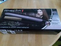 Remington hair straightners