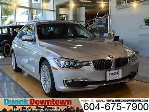 2014 BMW 3 Series 328i xDrive  - 28000 KM