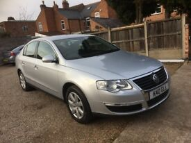 Volkswagen Passat 1.9 TDI SE 4dr, FULL SERVICE HISTORY, FULLY SERVICED, DRIVES VERY WELL