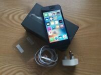 Apple iPhone 5 16GB in Black color, as NEW condition, factory unlocked+FREE screen protector REDUCED