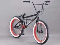 BMX Mafiabikes Kush2 Kush 2 20 inch BMX Bike BLACK (NEW 2016 COLOURWAY)