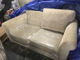 2 Two Seat Sofas
