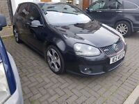 VW Golf 2.0 TFSI GTI DSG 5dr Automatic FSH Paddle Shift (not audi bmw honda tdi)