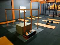 power body weight curcuit classes