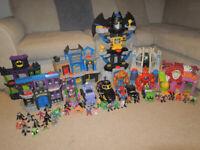 Imaginext toy bundle