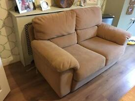 Two seater sofa, very comfortable and good quality