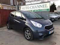 KIA Venga 1.4 CRDi 2 5dr£5,590 p/x welcome 5 YEAR FREE WARRANTY