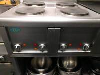 Commercial electric cooker