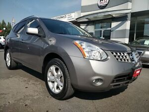 2008 Nissan Rogue SL, Automatic, Loaded, Leather!