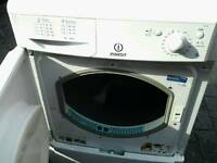 Indesit 8kg condensing tumble dryer as new.