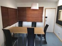 Available NOW 8 person office with 4 person meeting room attached in Hackney Wick!