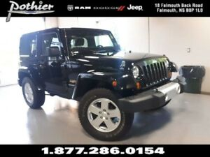 2011 Jeep Wrangler Sahara | HEATED SEATS | HEATED MIRRORS | KEYL