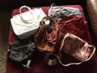 Women's handbags Animal, Mantaray and fat face