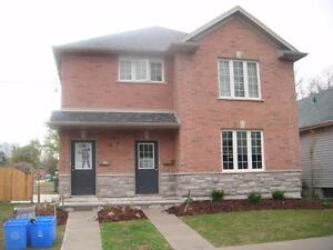 Upgraded 4 bdrm with den near UWO . Available now. NEW PRICE!