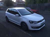 Volkswagen 2012 Polo Match 1.2 Manual Hatchback White LOW MILEAGE