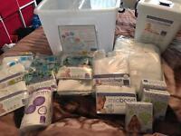 Bambino reusable nappy birth to potty set brand new