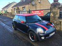 MINI COOPER 1.6 (07) 76000 MILES, 11 MONTH MOT , WARRANTY £2395