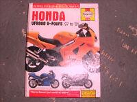 Honda vfr 800 fi Haynes manual