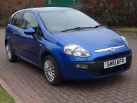 FIAT PUNTO EVO 1.2 ACTIVE 3d 68 BHP NEW CLUTCH ++ FULL YEAR MOT + ++TIMING BELT CHANGED++