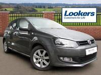 Volkswagen Polo MATCH EDITION (grey) 2013-09-18