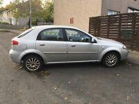 CAR Daewoo Lacetti Sx - Mot'd. £500 ONO