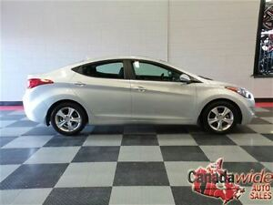 2013 Hyundai Elantra LIMITED,LEATHER,SUNROOF, DRIVE AWAY TODAY