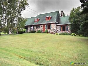 240 000$ - Maison 2 étages à vendre à St-Georges