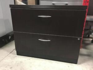 Tayco 2 Drawer Laminate Lateral Filing Cabinets - $150