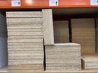 15mm & 18mm White Chipboard Cut to size