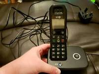 BT cordless phone, excellent condition