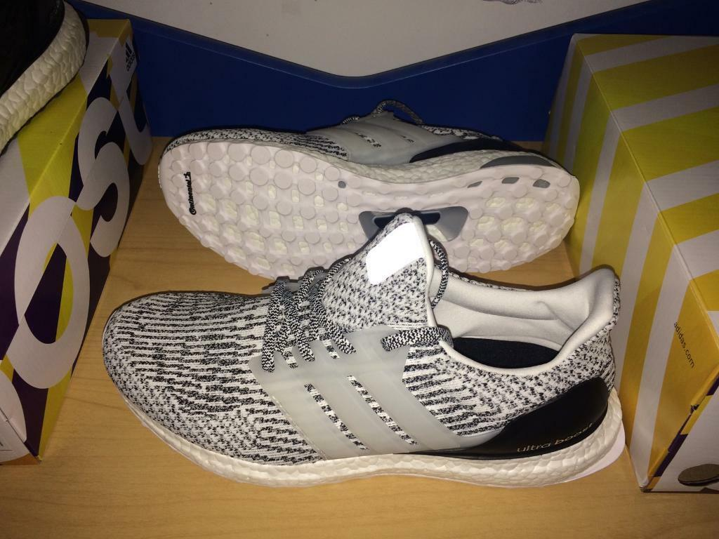 Adidas UltraBOOST 3.0 Oreo Colorway City Of Hype