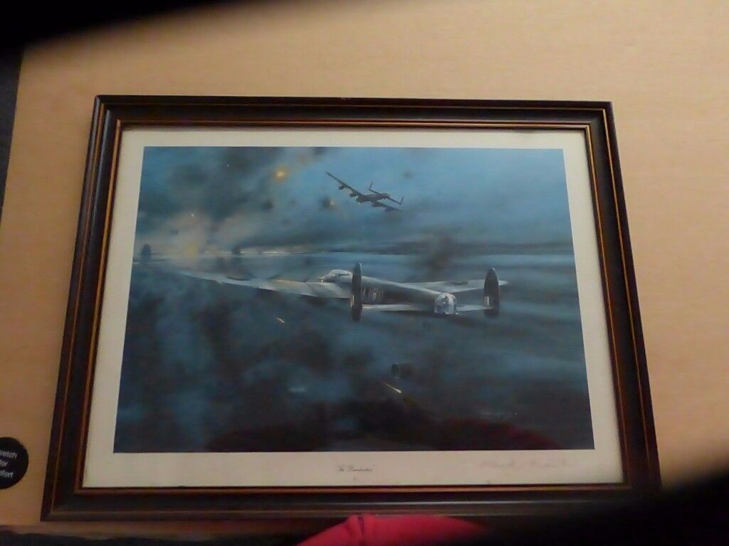 The Dam Busters picture print